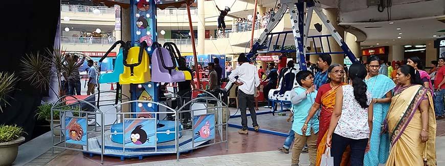 Kids Free-Fall Ride